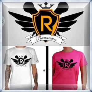camisetas RANAMAN